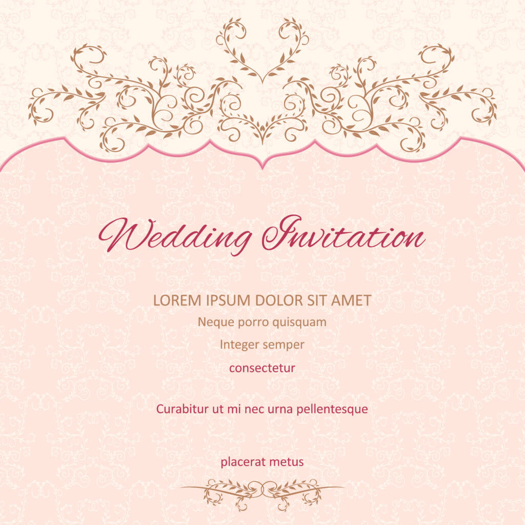 Wedding Invitations Tucson: Designing And Printing Wedding Invitations