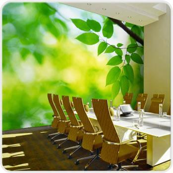 Embrace spring with custom wall decor reproductions inc for Custom decor inc